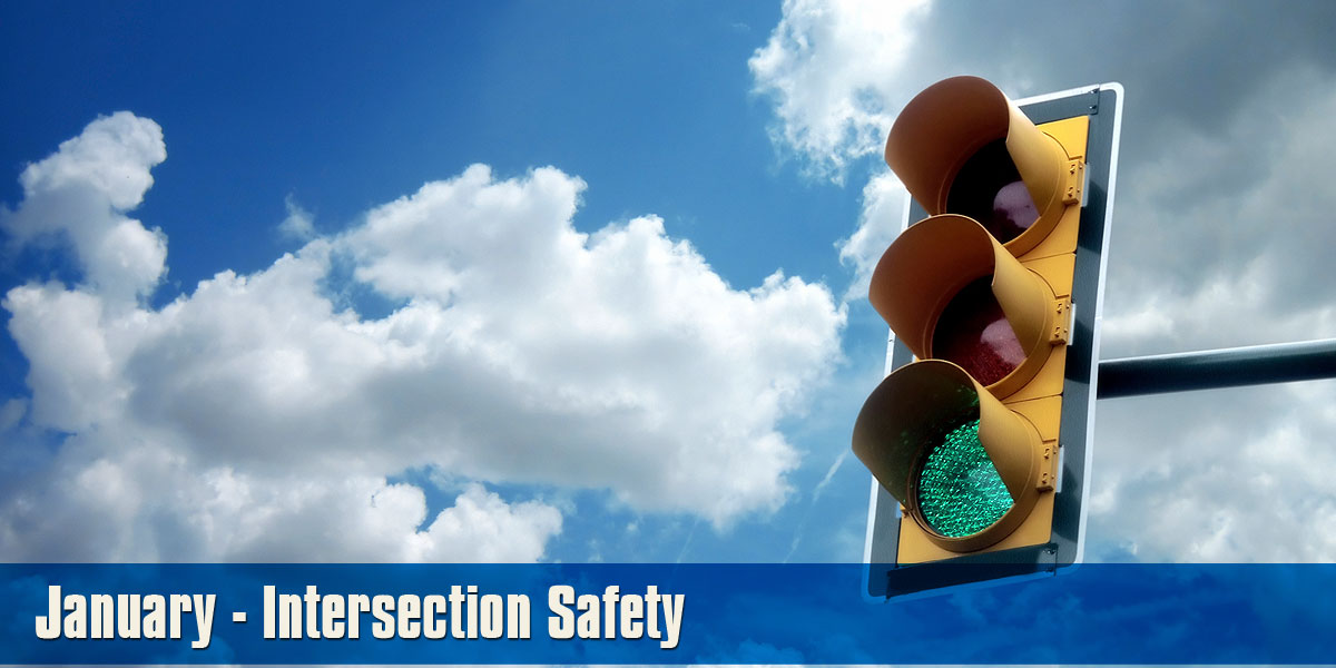 January - Intersection Safety